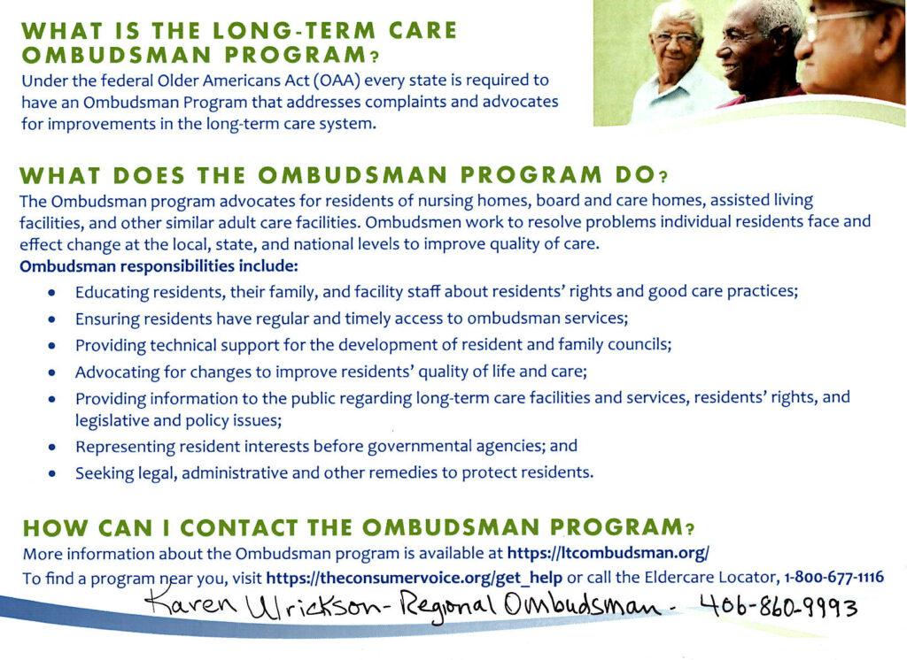 ombudsman montana