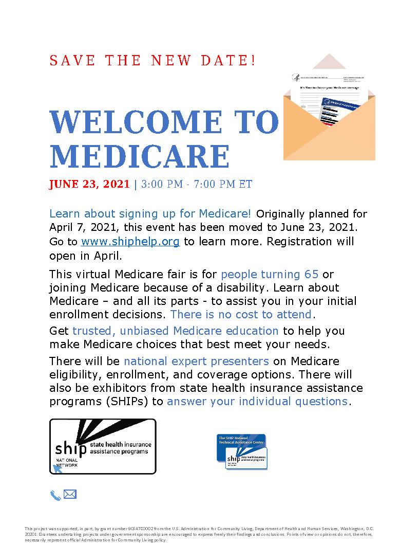 virtual medicare fair